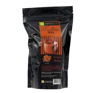 Paillettes Choco Café 250 g Patisdécor
