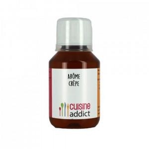 DLUO Courte Arôme Alimentaire Crêpe 115 ml Cuisineaddict