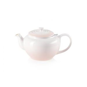 FIN DE SERIE Théière avec Infuseur 1.3 L Shell Pink Le Creuset