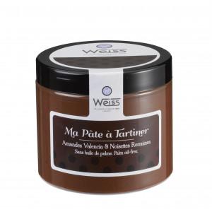 Pâte à Tartiner Chocolat Praliné 200g Weiss
