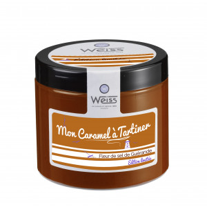 Caramel à Tartiner 250g Weiss
