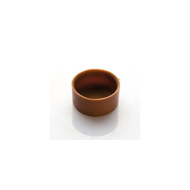 Moule Chocolat Praline Ronde à garnir Ø 2,8 cm (x24) Chocolat Form