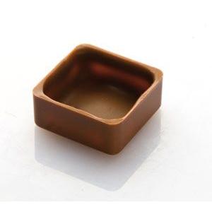 Moule Chocolat Praline Carrée à garnir  2,7 cm (x24) Chocolat Form