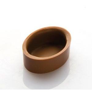 Moule Chocolat Praline Ovale à garnir 3,4 cm (x24) Chocolat Form