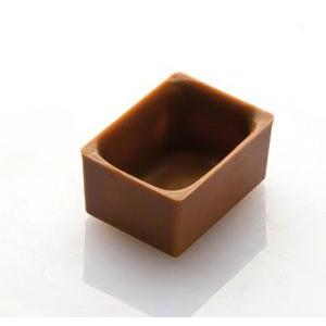 Moule Chocolat Praline Rectangle à garnir 3,4 cm (x24) Chocolat Form