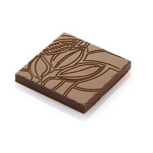 Moule Chocolat Napolitain Cabosse 3,4 cm (x18) Chocolat Form