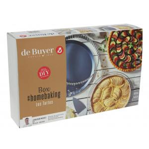 Coffret Box Home Baking Tarte de Buyer