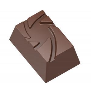 Moule Chocolat Ouverture Arthur Tuytel 3,2 cm (x24) Chocolate World