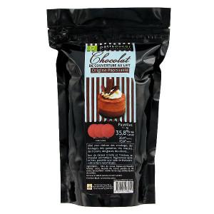 Chocolat au Lait Origine Papouasie 250 g Patisdécor