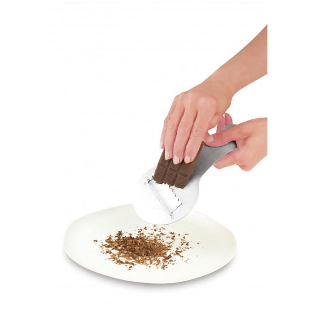 Faire des copeaux de chocolat