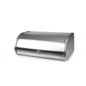 Boîte à Pain Inox 44 x 28 cm x H 17 cm Ibili
