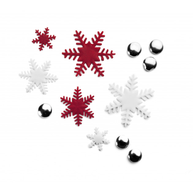 Emporte-pièce flocon de neige