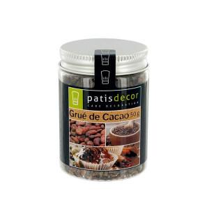 Grué de Cacao 50 g Patisdécor