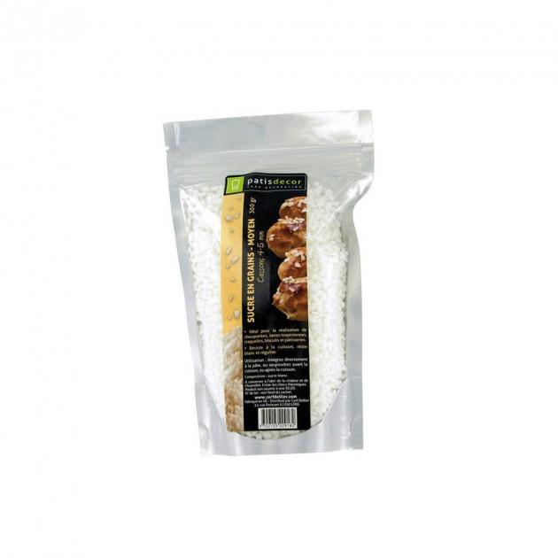 Sucre en Grains - Moyen 300 g Patisdecor