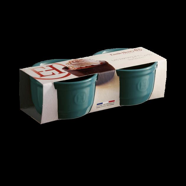 Packaging des ramequins Emile Henry