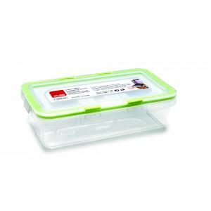 Boîte de Conservation Plastique Vert 600 ml Ibili