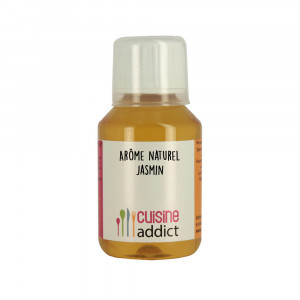 Arôme Alimentaire Naturel Jasmin 115 ml Cuisineaddict