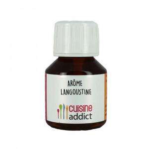 Arôme Alimentaire Langoustine 58 ml Cuisineaddict