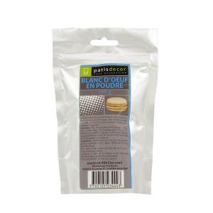 Blanc d'Oeuf en Poudre 100 g Patisdécor