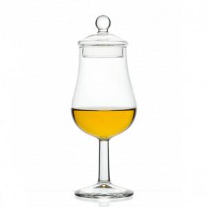 Coffret 2 verres à Whisky 13 cl avec couvercle On The Rocks