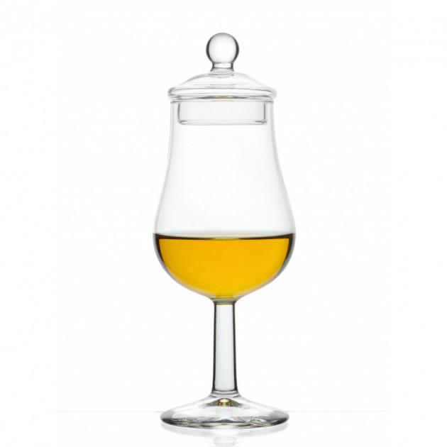 Coffret 2 verres a Whisky 13 cl avec couvercle On The Rocks