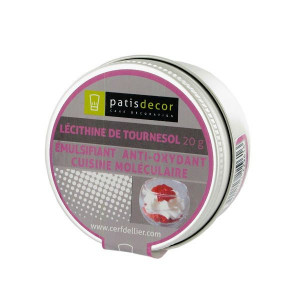Lécithine de Tournesol 20 g Patisdécor