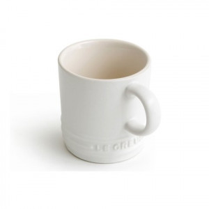 FIN DE SERIE Mug Coton (blanc) 35 cl Le Creuset
