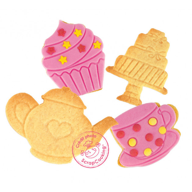 Emporte pieces biscuit the