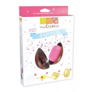 Kit Oeuf Surprise en Chocolat Scrapcooking
