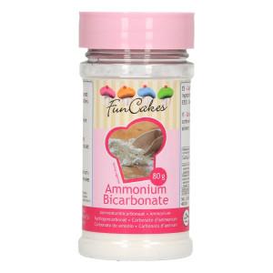 Bicarbonate d'Ammonium 80g Funcakes