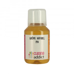 Arôme Alimentaire Naturel Pin 115ml Cuisineaddict