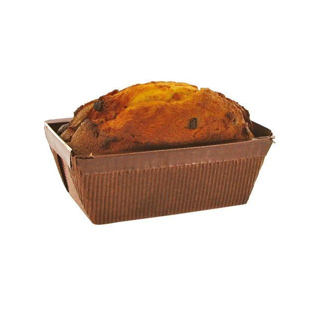 4 Moules en Papier Usage Unique pour Mini-Cakes