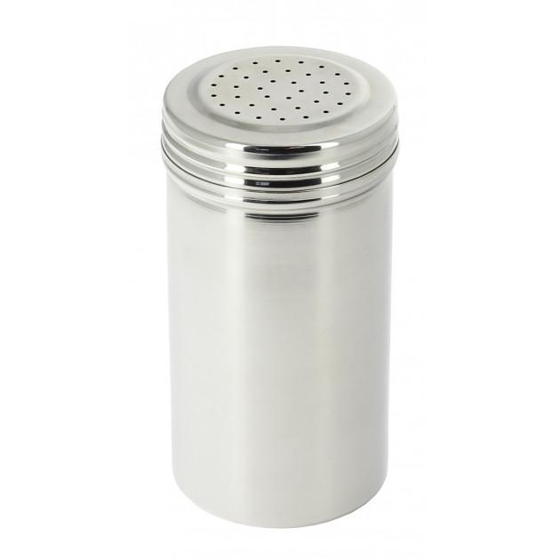 Saupoudreuse Inox Trous Fins Ø 1,5 mm H 13cm De Buyer