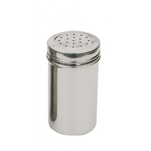 Saupoudreuse Inox Gros Trous Ø 2,5 mm H 10cm de Buyer