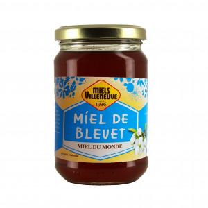 Miel de Bleuet 250 g Miels Villeneuve
