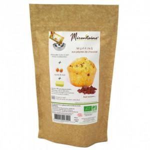 Muffins BIO aux Pépites de Chocolat 286g Mirontaine