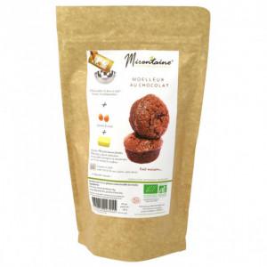Moelleux BIO au Chocolat 230g Mirontaine