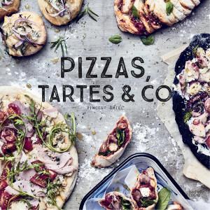 FIN DE SERIE Livre de Cuisine Pizzas, Tartes & Co, chez Hachette