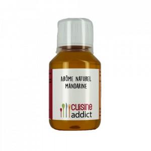 Arôme Alimentaire Naturel Mandarine 115 ml Cuisineaddict