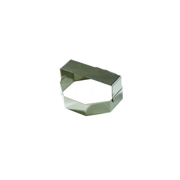 Emporte piece Octogonal Inox Ø 14.5 cm