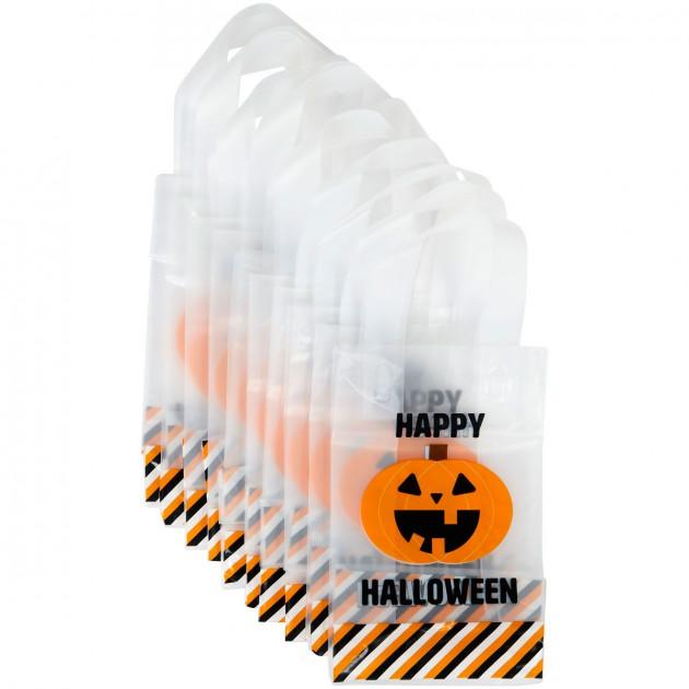 Sacs Confiserie Halloween x10
