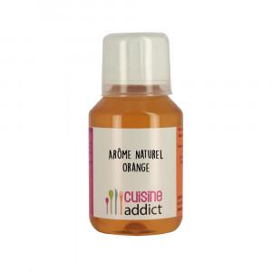 Arôme Alimentaire Naturel Orange 115 ml Cuisineaddict