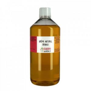 Arôme Alimentaire Naturel Orange 1 L Cuisineaddict