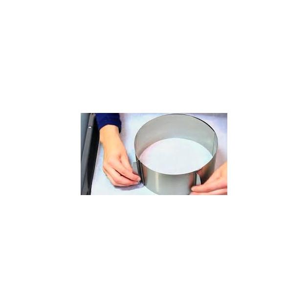 Conseil d'utilisation du cercle extensible 16 a 30 cm