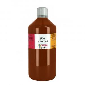 Arôme alimentaire Saumon Fumé 1 L Cuisineaddict