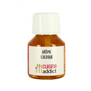 Arôme Alimentaire Cheddar 58 ml Cuisineaddict