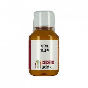 Arôme Alimentaire Cheddar 115 ml Cuisineaddict