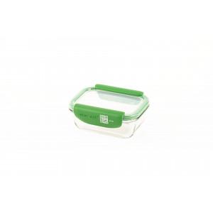 Boîte de Conservation Connectée 370 ml Vert Stor'eat Mastrad