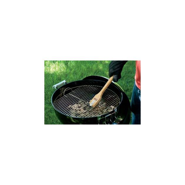 Boucher Bloc brosse pour barbecue et grillades