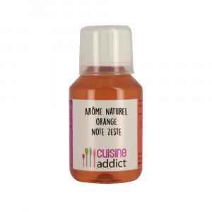 Arôme Alimentaire Naturel Orange Zeste 115 ml Cuisineaddict